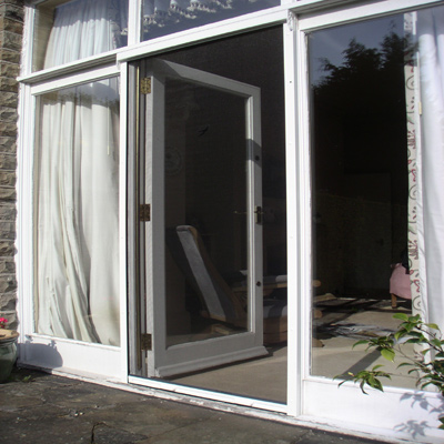 Fly Screens for French Doors : Exclusive Screens - Fly Screens and