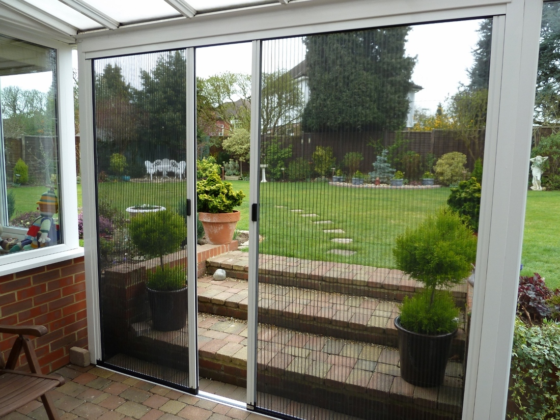 Fly Screens For Bi Fold And Sliding Doors Exclusive Screens Fly