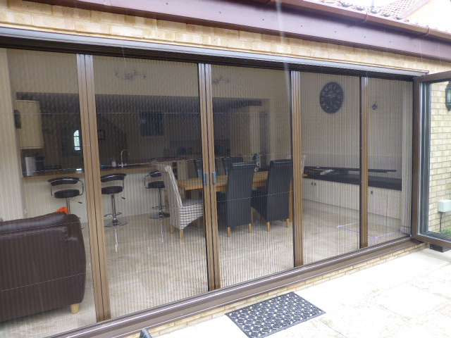 Fly Screens for Bi fold and Sliding doors Image 1